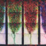 The four seasons-2020-mixed media on canvas cm.100x70x4