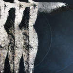 Souls -2011-mixed media on canvas cm.100x90 (SOLD)