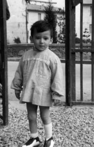 Alessandro da piccolo