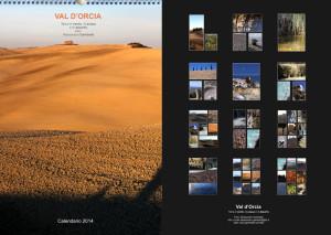 copertinacalendval d'orcia terra di deserto,diariaeccok