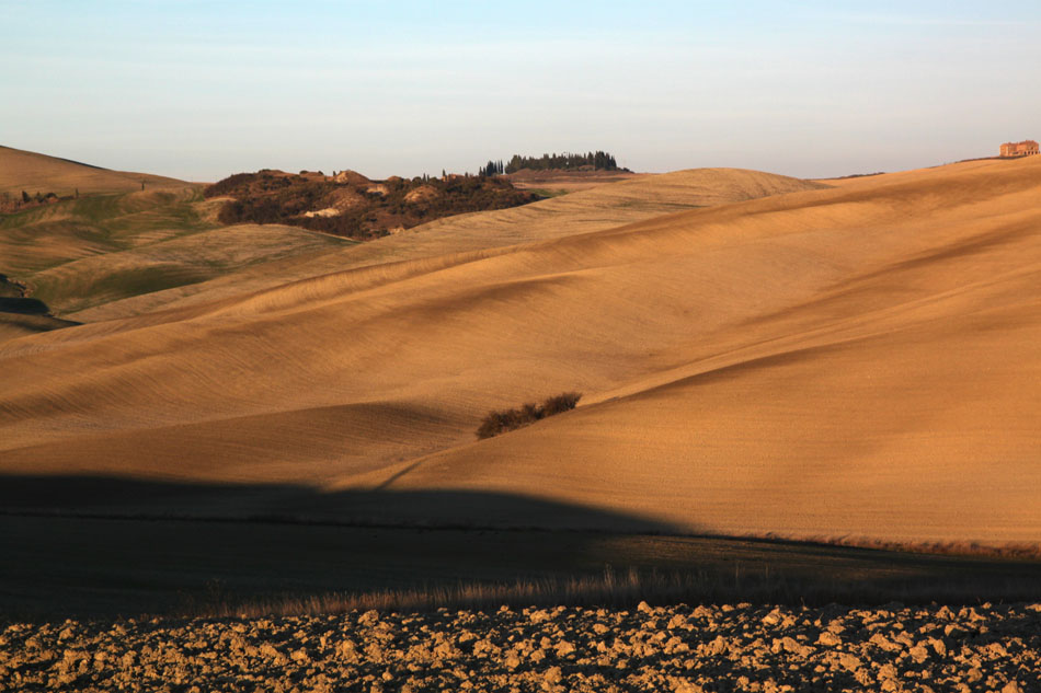 Dune in val d'orcia