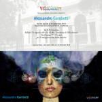 Inviti per mostra visionary