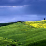 Val d'Orcia hills