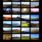 PosterTuscan landscapes size 70x100cm