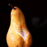 Sexy pear -2013digital photo elaboration