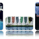 Artistic iPhone5 cases