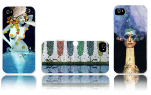 Artistic iPhone5 cases