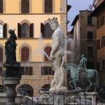 Fontana del nettuno- Florence