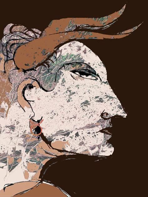 Taurus graphic elaboration