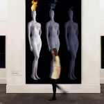 Corp de dames -contemporary art gallery