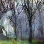 Ghost 2018- digital photo elaboration cm.80x120